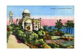 Notre Dame D'Afrique, Algiers, Algeria, Early 20th Century Giclee Print
