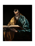 The Apostle Simon Giclee Print by  El Greco