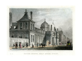 British Museum, Great Russell Street, London, 19th Century Giclee Print