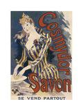 Cosmydor Savon, 1891 Giclee Print by Jules Chéret