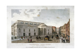 The New Covent Garden Theatre, Bow Street, Westminster, London, 1809 Giclee Print