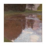 Still Pond, 1899 Giclee Print by Gustav Klimt
