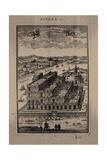 Hanging Gardens of Semiramis, 1683 Giclee Print