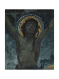 Christ on the Cross Giclee Print by Mikhail Vasilyevich Nesterov