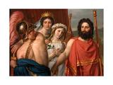 The Anger of Achilles Reproduction procédé giclée par Jacques Louis David
