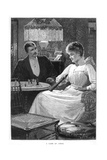 A Game of Chess, C1900s-C1910s Giclee Print