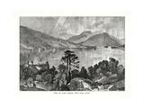 Lake George, New York State, USA, 1877 Giclee Print
