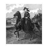 Empress of the French Giclee Print by Jacques-Louis David