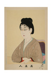 True Beauty (Shin Biji), 1897 Giclee Print by Toyohara Chikanobu