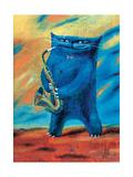 Jazz Giclee Print by Igor Ilichev