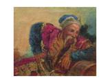Otaman Ivan Sirko, 1889 Giclee Print by Ilya Yefimovich Repin