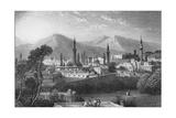 Viev of Erzurum, 1878 Giclee Print by Arthur Willmore