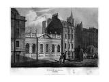 St Paul's School, City of London, 1814 Giclee Print by  Owen