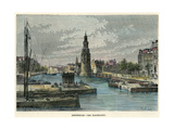 The Kalkmarkt, Amsterdam, Netherlands, C1880 Giclee Print by  Taylor