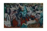 Café Chantant, 1913 Giclee Print by Boris Dmitryevich Grigoriev