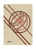 World October Giclee Print by Gustav Klutsis