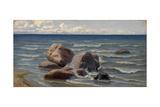 Seascape Giclee Print by Yefim Yefimovich Volkov