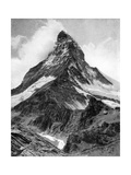 The Matterhorn, the Alps, 20th Century Giclee Print