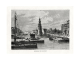 The Kalkmarkt, Amsterdam, Holland, 1879 Giclee Print by  Taylor