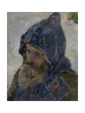 Saint Sergius of Radonezh Giclee Print by Mikhail Vasilyevich Nesterov