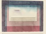 Dormant, 1930 Gicléedruk van Paul Klee