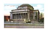Columbia University Library, New York, USA, C1900s Giclee Print