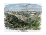 View of Salem, Massachusetts, USA, C1860 Giclee Print