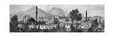 Viev of Erzurum, 1878 Giclee Print by Arthur Willmore