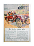 Oldsmobile Car Advert, 1911 Giclee Print