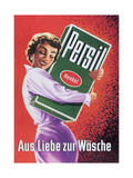 Advertising Poster Persil, 1955 Giclee Print