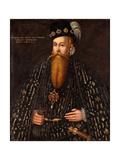 King John III of Sweden Giclee Print by Johan Baptista van Uther