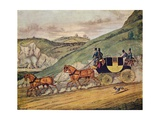 Four in Hand, 1907 Giclee Print by James Pollard
