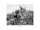 Victory!, 1900 Giclee Print by Adolph Menzel