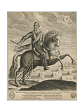 Gustavus Adolphus of Sweden Giclee Print by Lucas Kilian