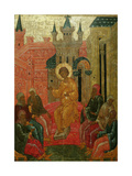 Prepolowenie (Christ Among the Doctor), 15th Century Giclee Print
