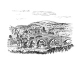 Heidelberg, Germany Giclee Print