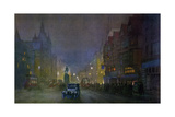 Ancient and Modern in Holborn, C1900-1940 Giclee Print by Donald Maxwell