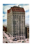 Masonic Temple, Chicago, 1907 Giclee Print