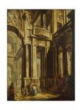 Esther before Ahasuerus Giclee Print