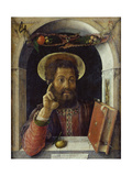 Saint Mark the Evangelist Giclee Print by Andrea Mantegna