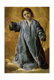 The Infant Christ, C1635-C1640 Giclee Print by Francisco de Zurbarán