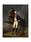 Portrait of Gilbert Motier the Marquis De La Fayette (1757-183) Giclee Print by Louis-Léopold Boilly