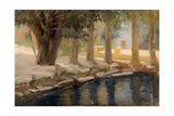 Garden of Gethsemane, 1880S Giclee Print by Vasili Dmitrievich Polenov
