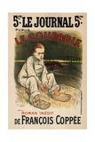 Le Journal, 1896 Giclee Print by Théophile Alexandre Steinlen