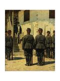 The Spy Giclee Print by Vasili Vasilyevich Vereshchagin