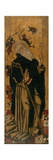 Saint Anthony the Abbot Tormented by Demons Giclee Print by Joan Desí