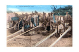 Weavers, Africa, 20th Century Giclee Print