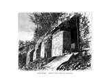 Toltec Ruins, Mexico, 19th Century Giclee Print by  Taylor