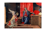 The Annunciation, Early 1490S Giclee Print by Filippino Lippi