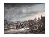 Winter, 1825 Giclee Print by Alexander Osipovich Orlowski